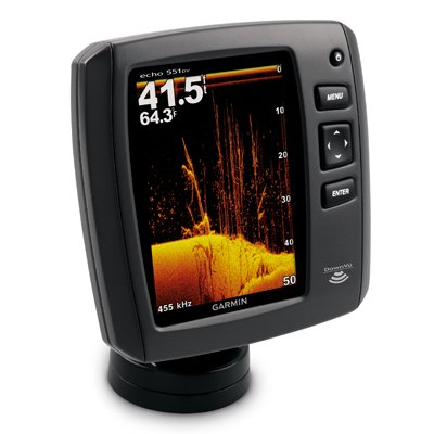 garmin echo 551dv fish finder