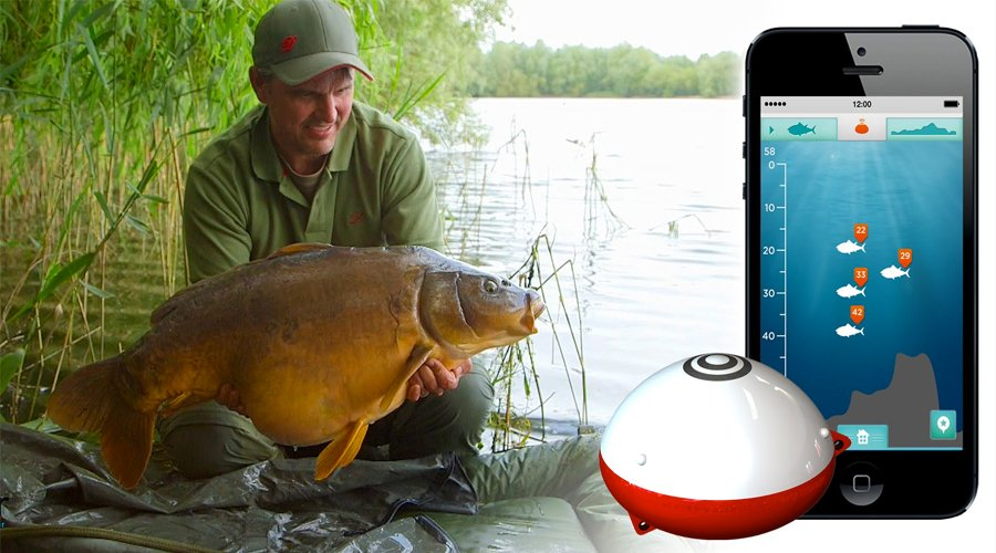 castable fish finder