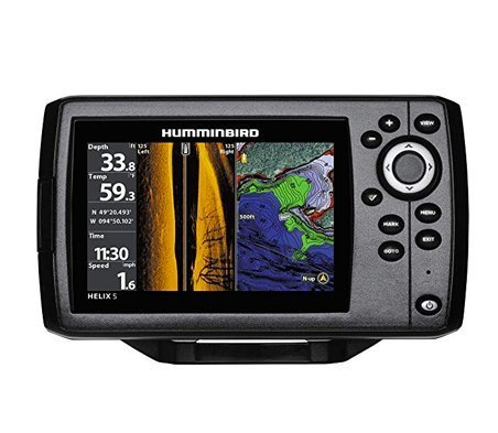 Humminbird HELIX 5 SI Fish Finder GPS Combo