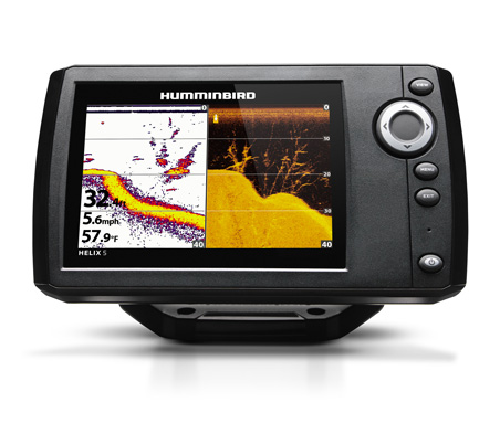 Humminbird Helix 5 DI Fish Finder GPS Combo