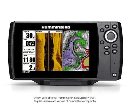 Humminbird Helix 7 SI GPS Fish Finder Combo