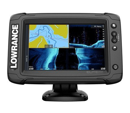Lowrance Elite-7 Ti2-7-inch Fish Finder with HDI Transducer
