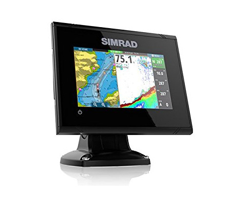 Simrad GO5 XSE Fish Finder GPS Combo