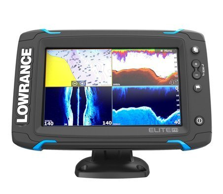 Lowrance Elite-7 Ti Touch Combo