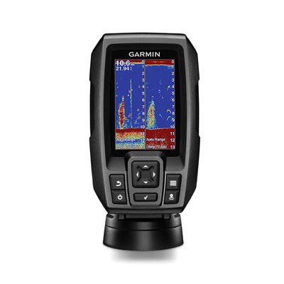 Garmin Striker 4 with Transducer GPS Fish Finder