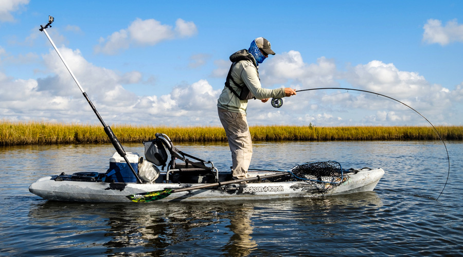Different Types of Kayak Fishing Techniques